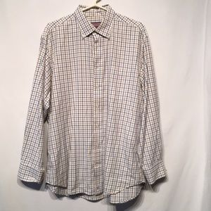 Vineyard Vines Murray Shirt Size Large Like New